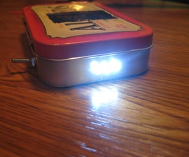 Rechargeable Flashlight for your Car