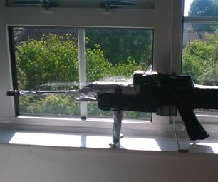 Skyfly23 10K Special: 3 Day Project: Halo 2 Sniper Rifle