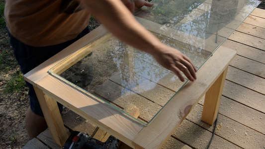 Cutting Glass to the Right Dimensions