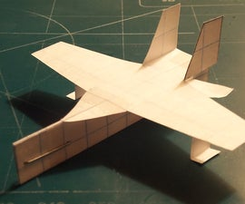 How To Make The AeroCruiser Paper Airplane