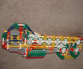 K'nex pump action rifle code:OSNJCKMA2