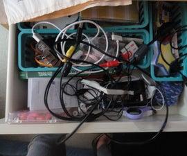 Best Wire Organizer Ever!