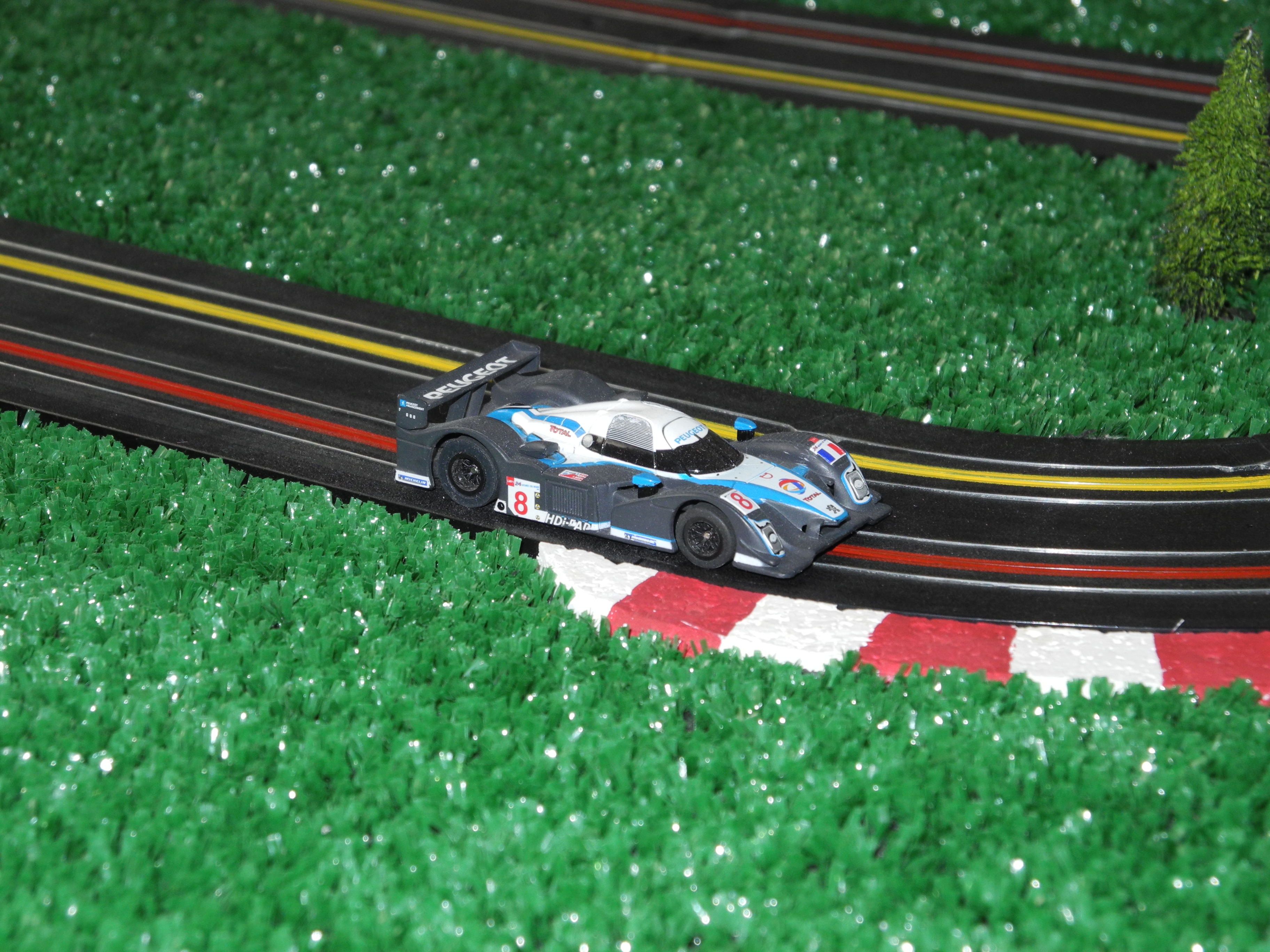 Picture of Taking Your HO Scale Slot Car Track to the Next Level Cheaply