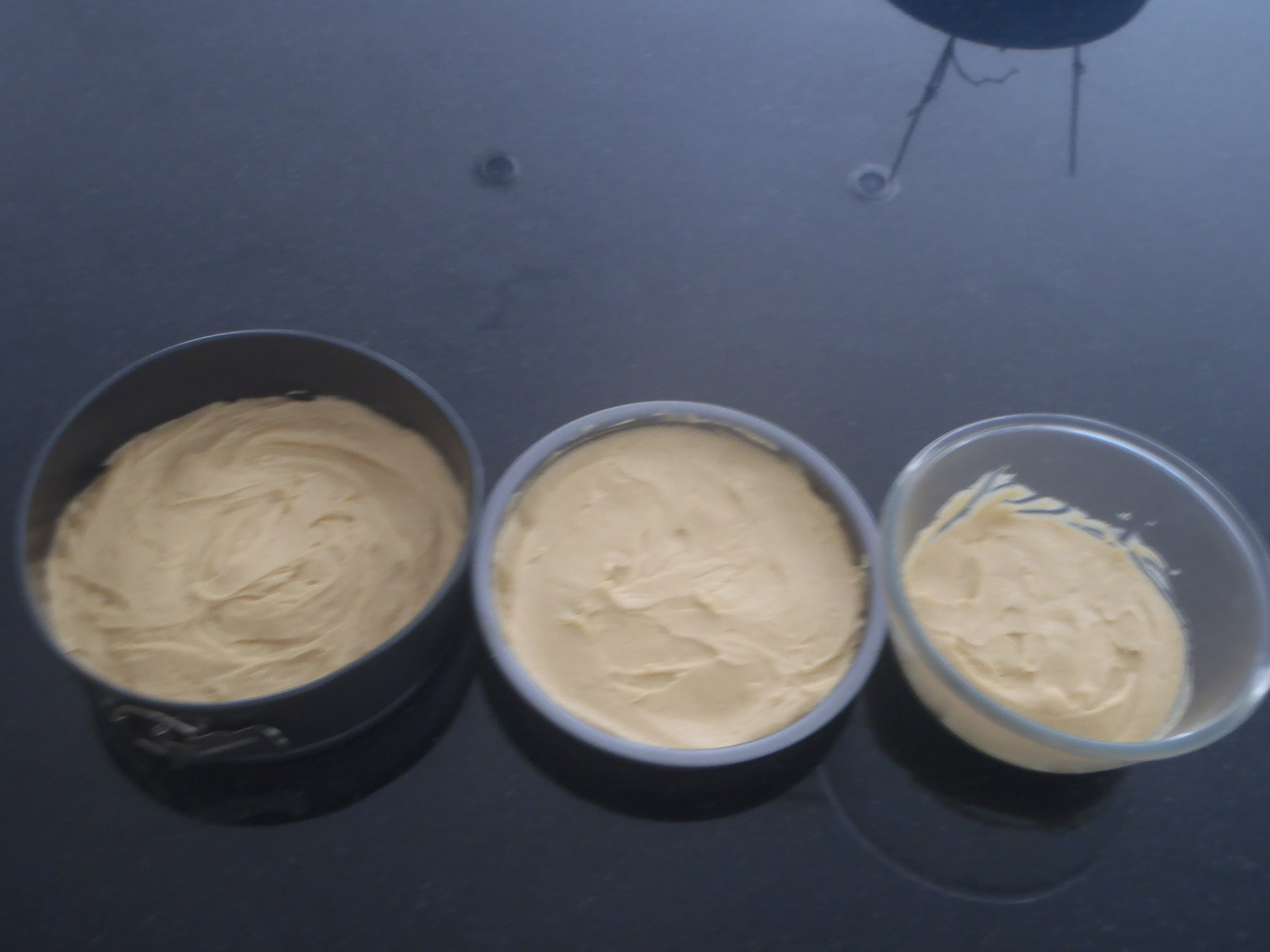 Picture of Make the Cake Mixture: