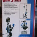 Increase the precision of a Dremel press drill