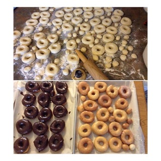 Krispy Kreme Donut (Doughnut) Recipe