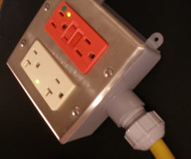 DIY Power bar