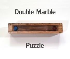 Double Marble Puzzle