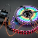 Sound Reactive Strip Led