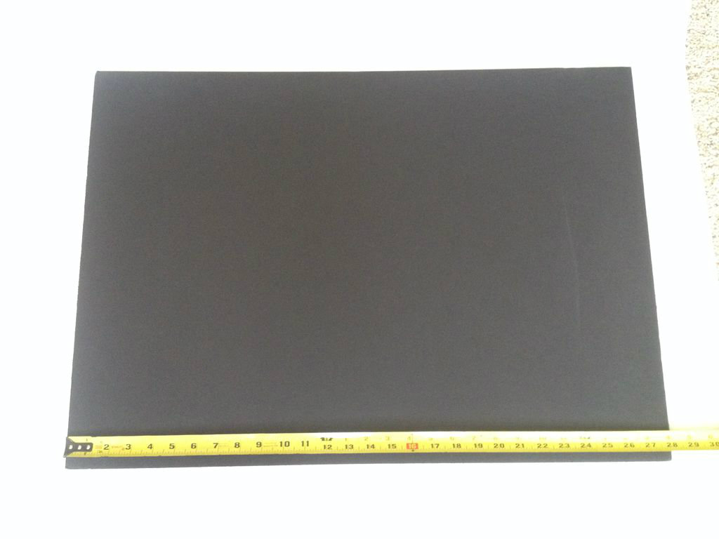 Picture of Measure Your Room and Foamboard