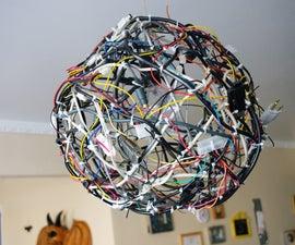 Wire Lantern
