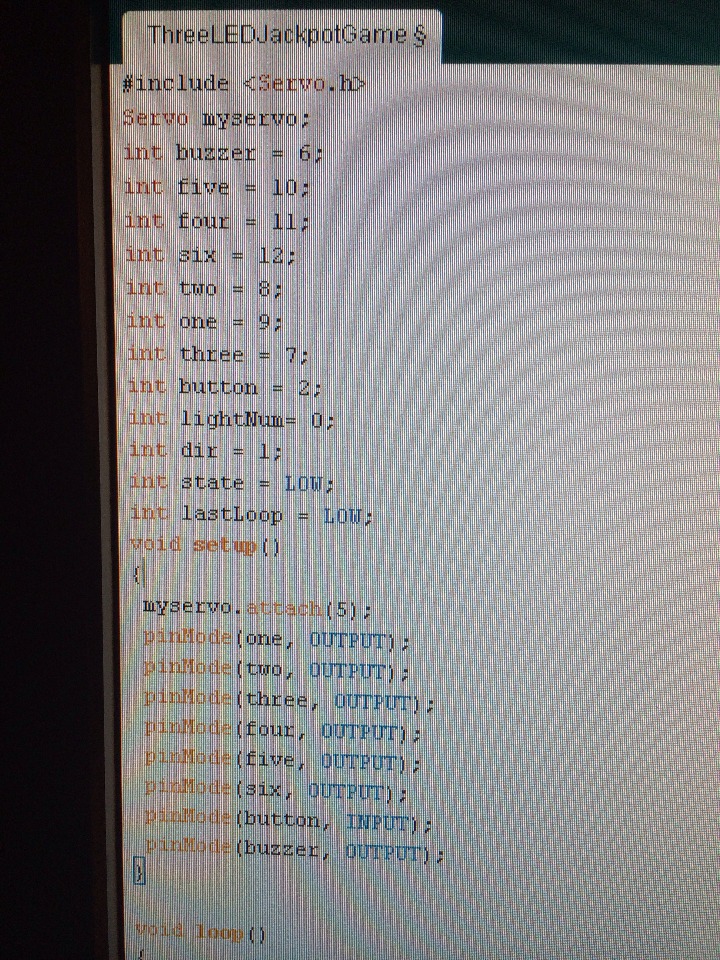 Picture of The Coding
