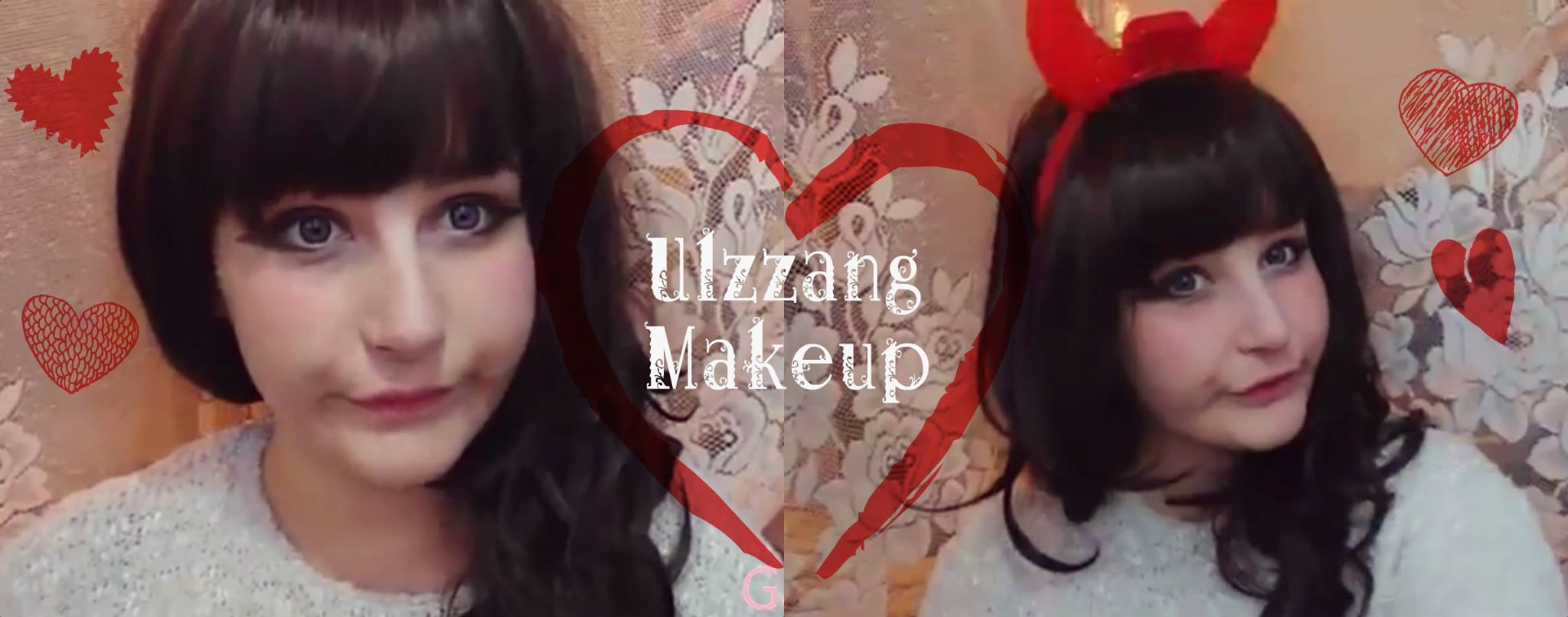 Picture of Makeup Tutorial (Ulzzang - Cute Face).