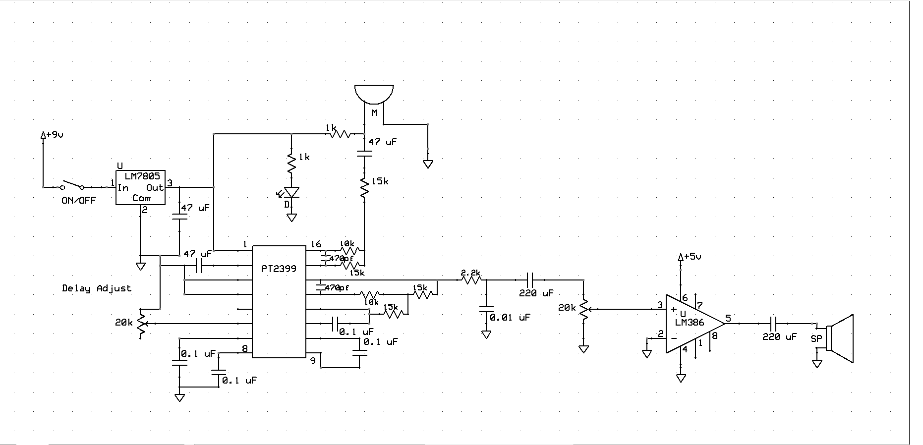 Picture of Follow the Schematic.