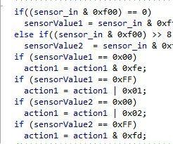 Make:it Robotics Starter Kit - Analyzing LineFollowing.ino Part 1
