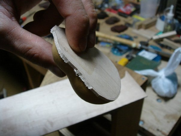 Picture of Cut the Top Plate