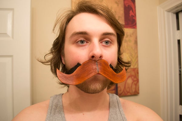 The Leather Stache