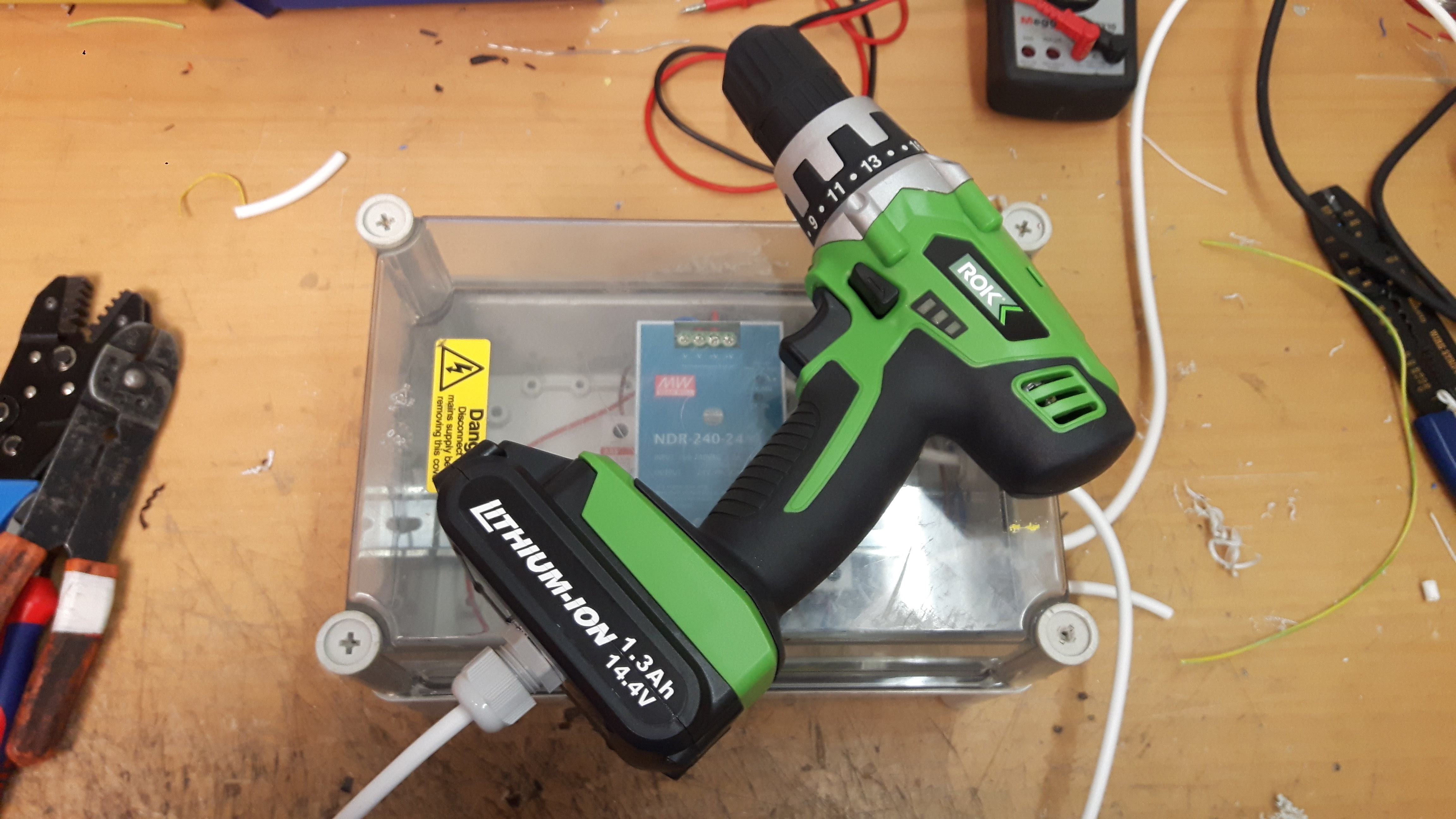 Picture of Cordless/Corded Drill