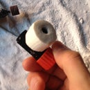 Bike CO2 pump repair with oogoo