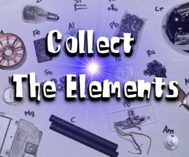 Start an Element Collection - How to Find Samples in Everyday Places