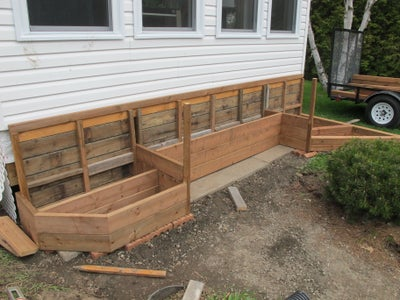 Building the Planter