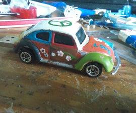 VW Beetle 8GB USB Flash Drive