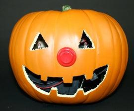 Scariest Pumpkin Ever!