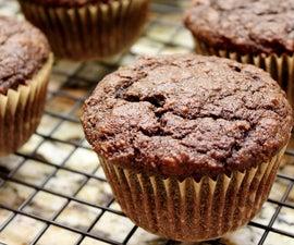 Double Chocolate Muffins (gluten Free)