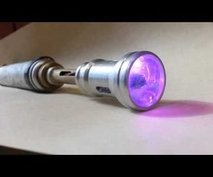 Sonic Screwdriver Mark VI