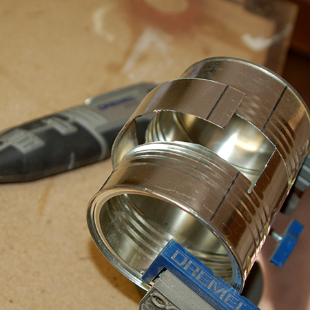 Picture of Cut the Aluminium or Tin Can