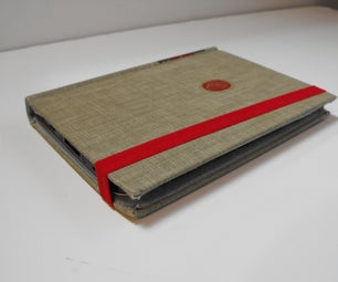 No-Sew Book Cover for Your EReader or Tablet