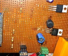 Arduino Buck-Boost Converter