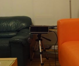 Tripod Mount for Projector