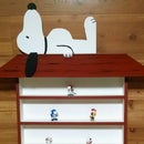 How to Make a Snoopy Doghouse Display Shelf