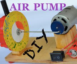 DIY Portable Air Pump