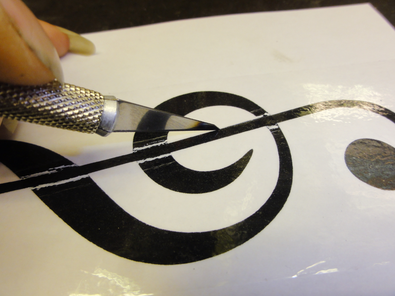 Picture of Stencilling