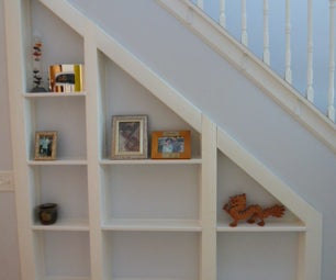 Hidden Room Under the Stairs