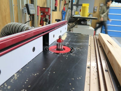Table Router