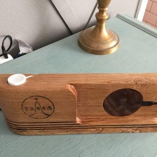 Retro Inspired Phone Dock