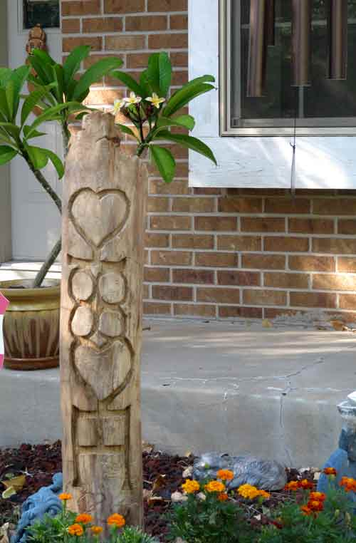 Picture of Address Totem Pole