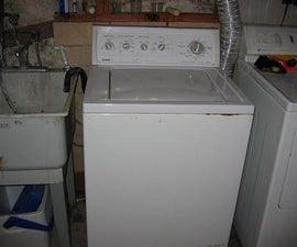 Fixing a Direct Drive Washing Machine