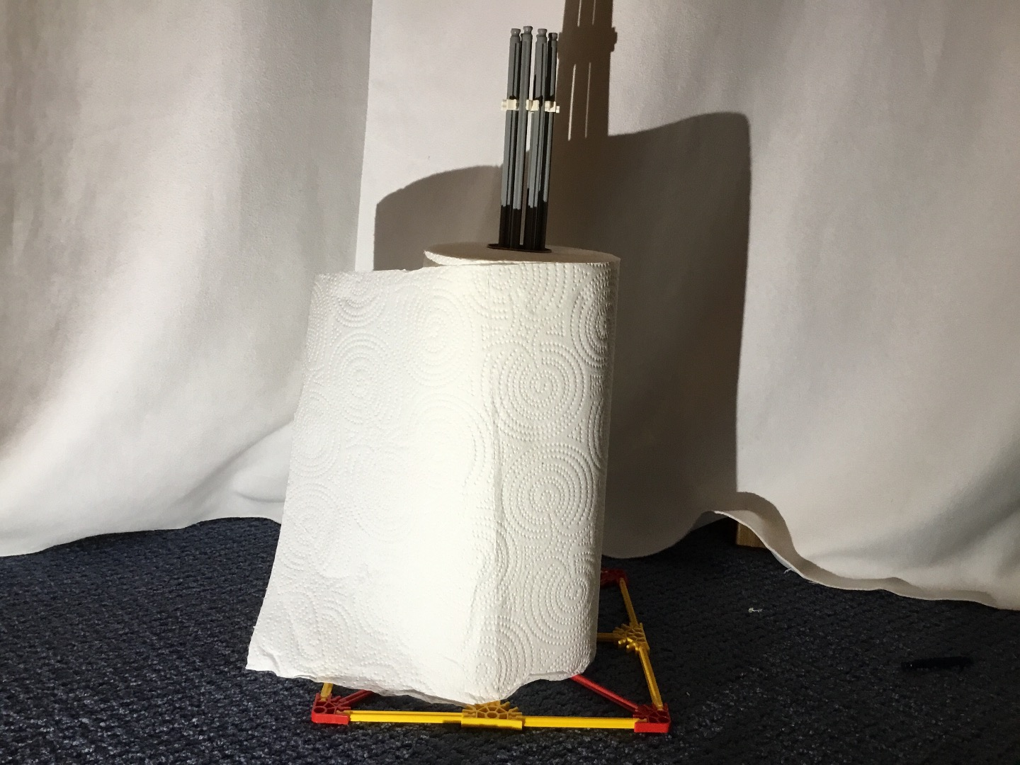 Picture of Knex Paper Towel Holder
