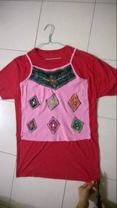 Sew Embroidery Patterns to the Top