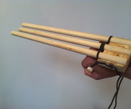 Wooden Wolverine Claws!!