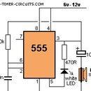 555 Timer - Laser Ray