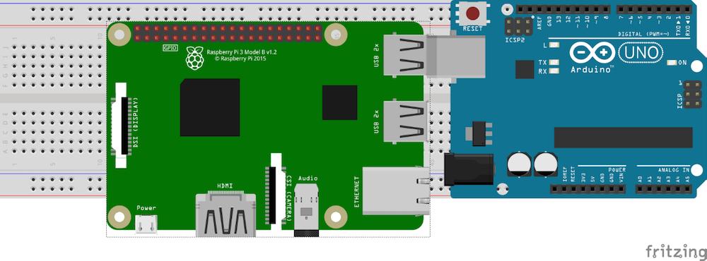 Picture of Schematics Arduino