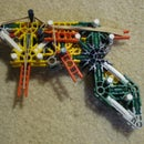 smart person's Small K'nex Pistol