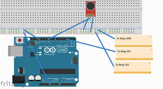 The Arduino Circuit