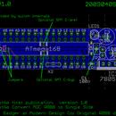 Single Sided Really Bare Bones Board Arduino in EAGLE.