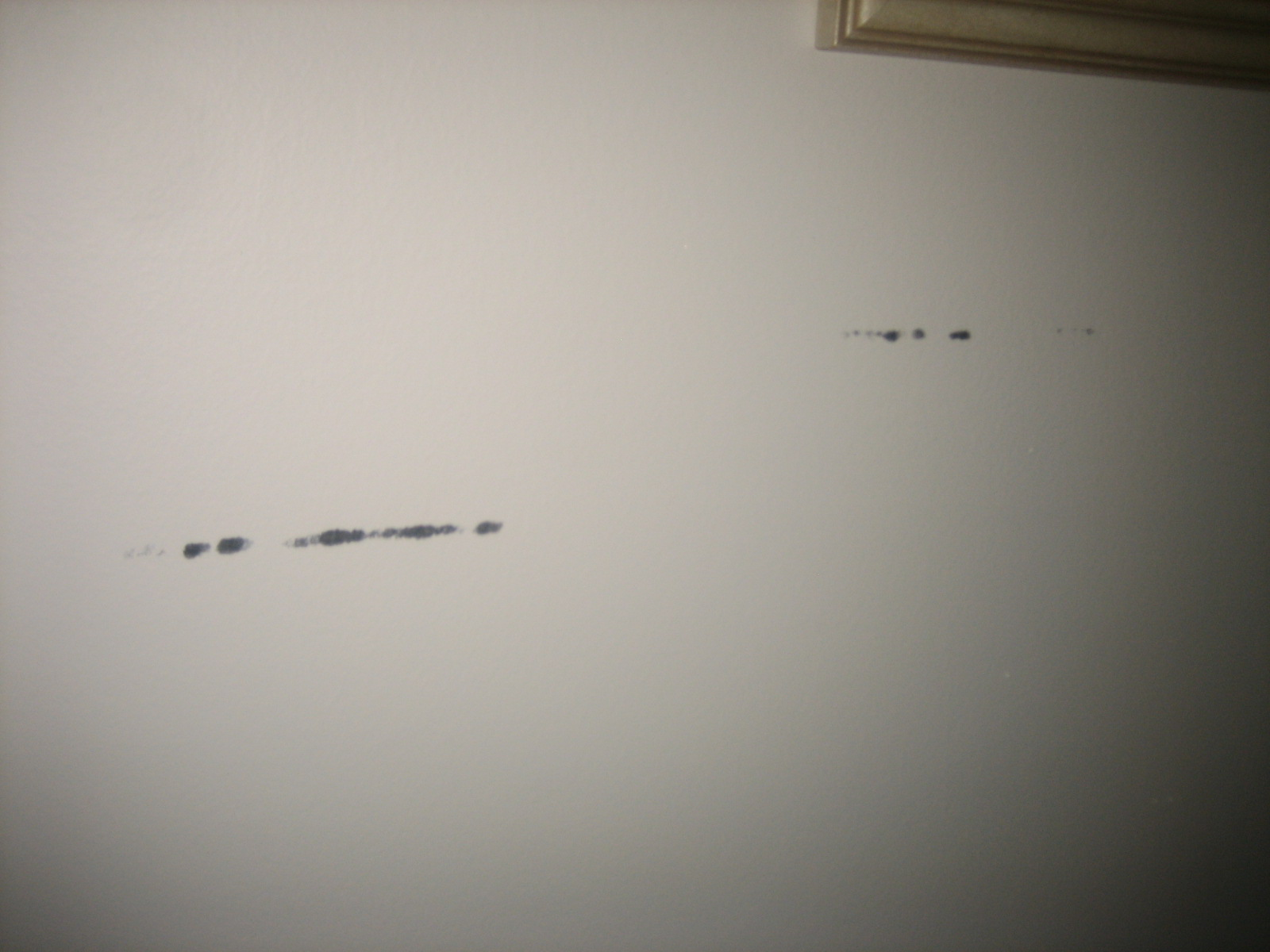 Picture of REPAIRNG SCRATCHES ON THE WALL